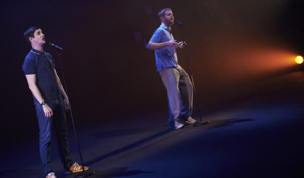 Review: Dublin Old School at Pleasance Courtyard
