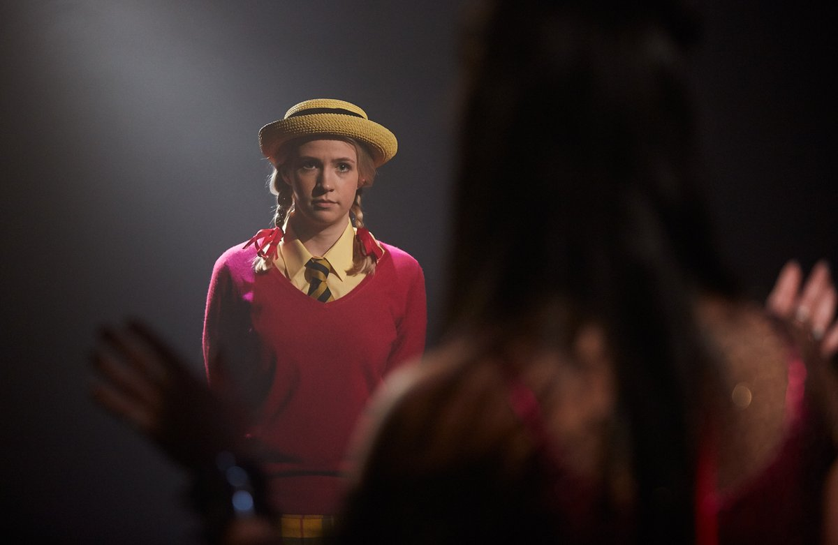 'A Girl in School Uniform (Walks Into a Bar)' at New Diorama Theatre. Photo: Graham Michael