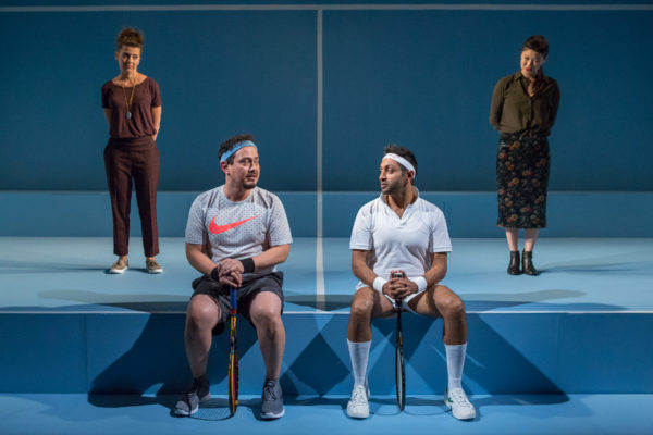 Review: Don't You F**king Say a Word at 59E59