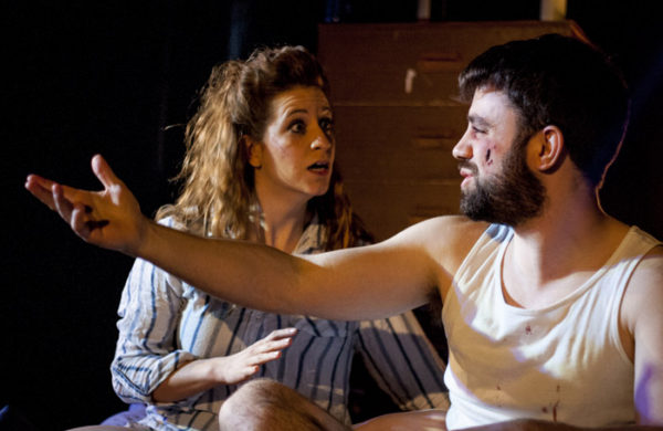 Review: Danny and the Deep Blue Sea at the Old Red Lion