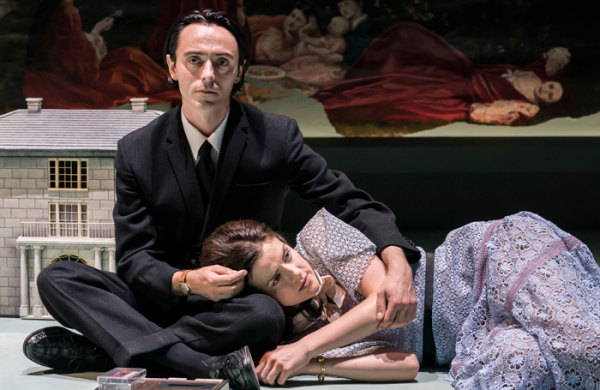 Aristocrats at the Donmar Warehouse. Photo: Johan Persson.