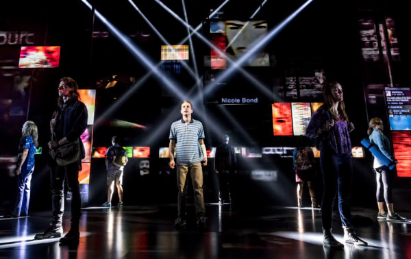 Review: Dear Evan Hansen at Music Box Theatre
