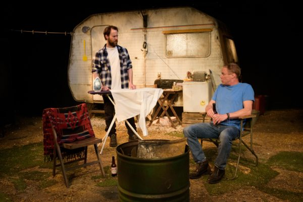 Last of the Boys at Southwark Playhouse. Photo: Ben Broomfield.