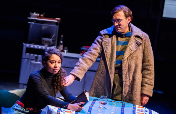 Review: Describe the Night at the Hampstead Theatre