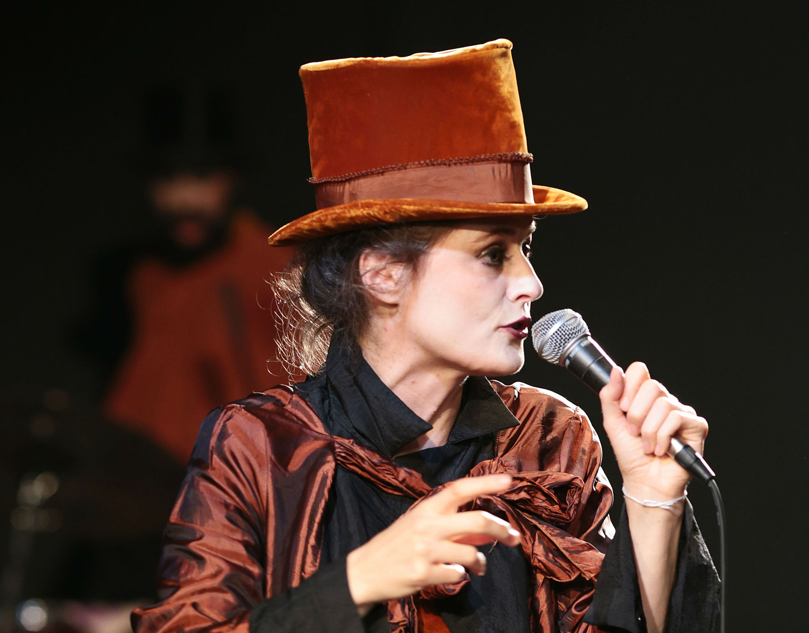 'Discours à la Nation' at Avignon Festival 2017. Photo: DR
