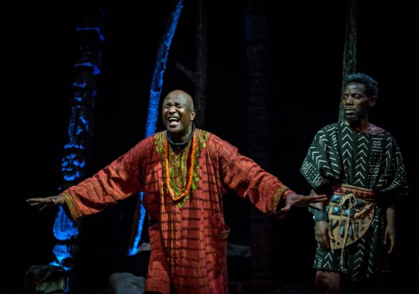 Review: Iyalode of Eti at Sheffield Theatres Studio