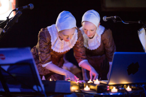 Review: DoppelDänger at the Wardrobe Theatre, Bristol