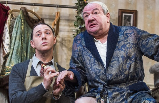 Review: The Dresser at the Duke of York's Theatre