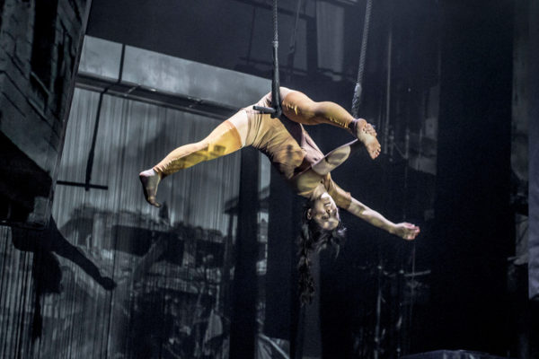 Review: Limits at the Royal Festival Hall