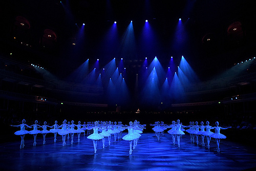 Review: Swan Lake in-the-round at the Royal Albert Hall
