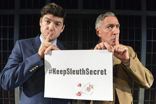 Review: Sleuth at Nottingham Playhouse