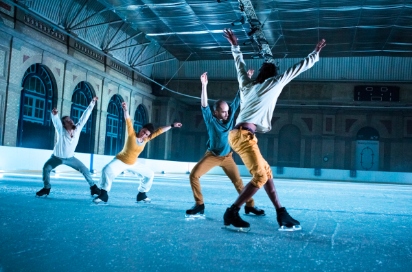 Edinburgh review: Vertical Influences at Murrayfield Ice Rink