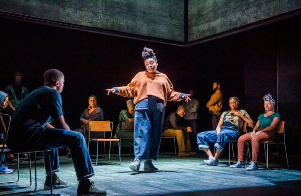 Review: ear for eye at Royal Court