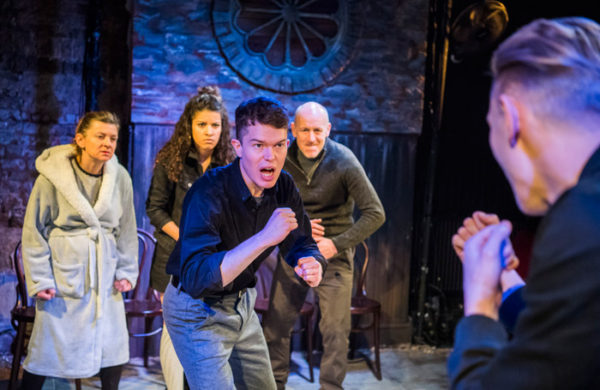 Review: East at the King's Head Theatre