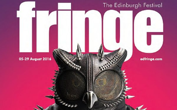 Edinburgh Fringe Programme Poetry