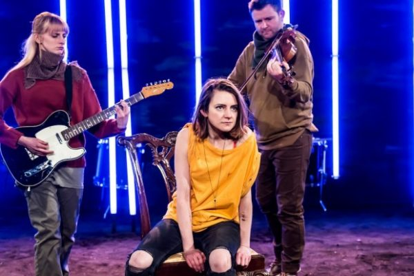 Review: Electra at The Bunker Theatre
