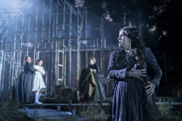 The Turn of the Screw at Regent's Park Open Air Theatre. Photo: Johan Persson.