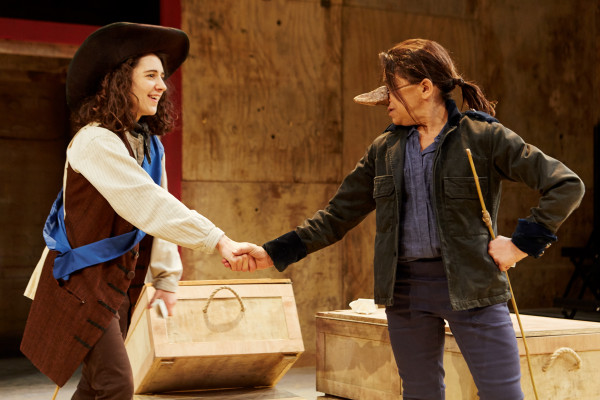 Review: Cyrano de Bergerac at Southwark Playhouse