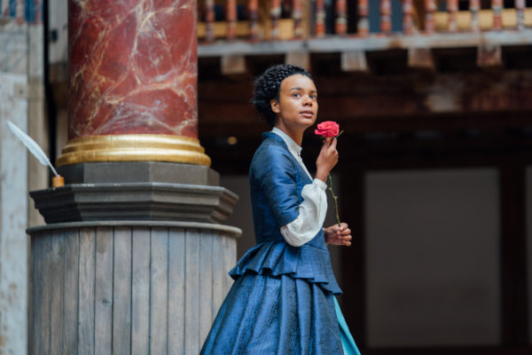 Emilia at Shakespeare's Globe. Photo: Helen Murray