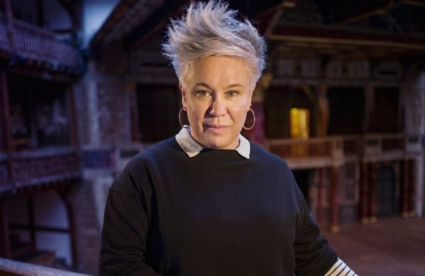 Emma Rice, current Artist Director at Shakespeare's Globe.