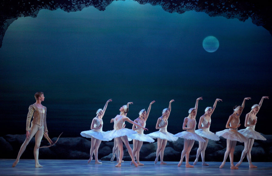 My First Ballet: Swan Lake, Peacock Theatre. Photo: Laurent Liotardo