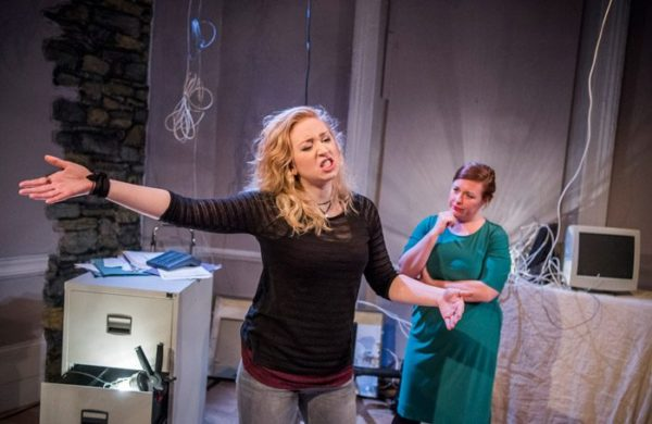 Review: Everything Between Us at Finborough Theatre