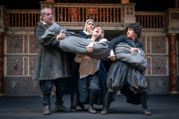 Eyam at Shakespeare's Globe. Photo: Marc Brenner
