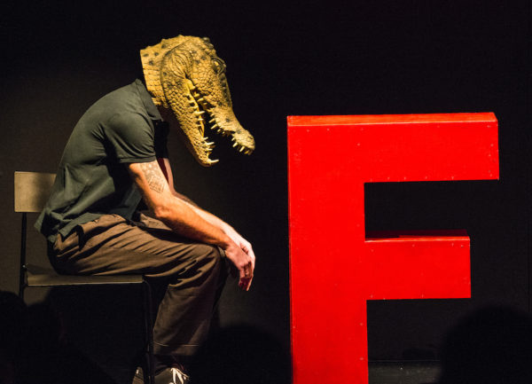 (FEAR) at Zoo, as part of the Edinburgh Fringe 2017.