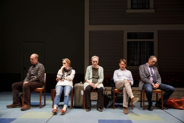 Review: For Peter Pan on her 70th birthday at Playwrights Horizons