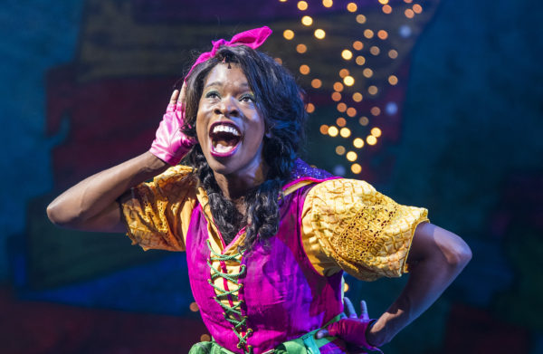 Review: Jack and the Beanstalk at the Lyric Hammersmith