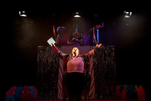 Edinburgh fringe review: Fatty Fat Fat by Katie Greenall