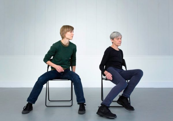 Review: material / rearranged / to / be at Dance International Glasgow