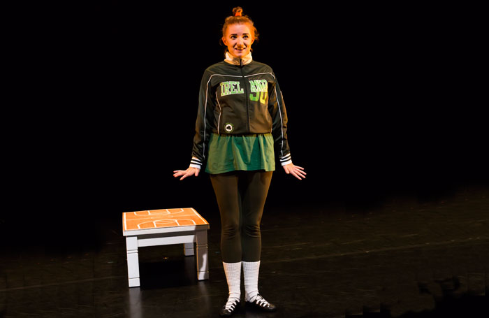 The Humours of Bandon at Dance Base, as part of the Edinburgh Fringe 2017.