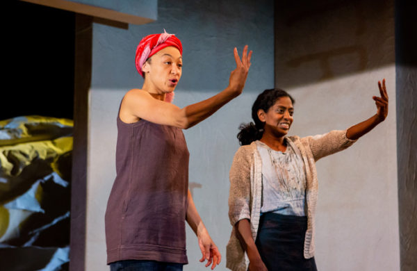 Review: Going Through at the Bush Theatre
