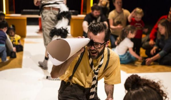 Review: Hup at Pleasance Kids @ EICC