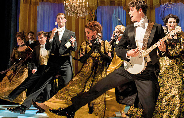 Review: Half A Sixpence at the Noel Coward Theatre