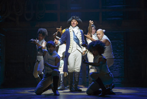 Review: Hamilton at the Richard Rogers Theatre