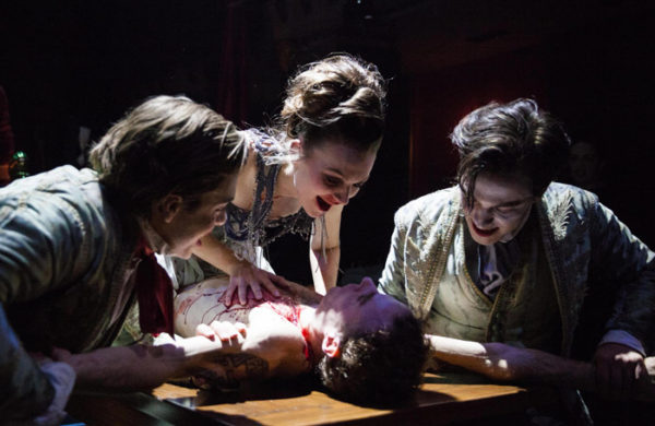 Review: Hammer House of Horror Live: The Soulless Ones at Hoxton Hall