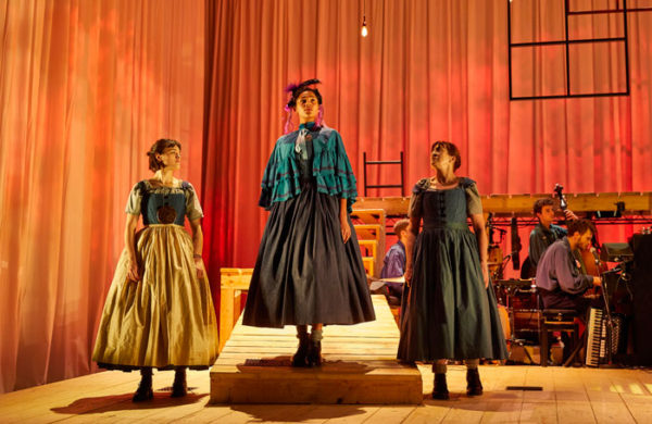Review: Jane Eyre at the National Theatre
