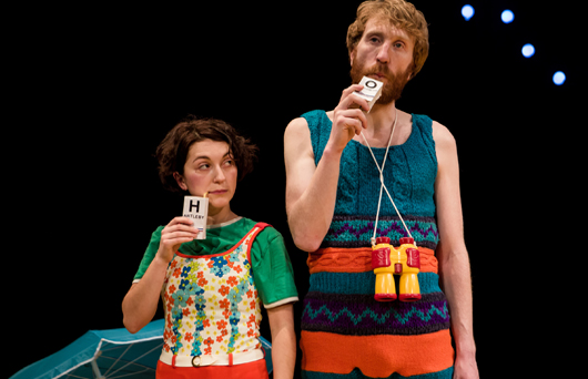 Review: Jeramee, Hartlebee and Ooglemore at the Unicorn Theatre