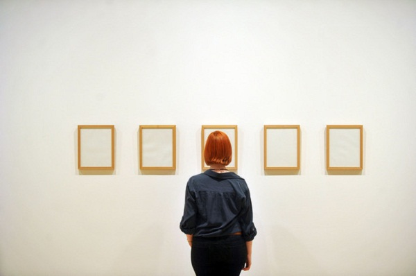 Invisible: Art about the Unseen 1957-2012