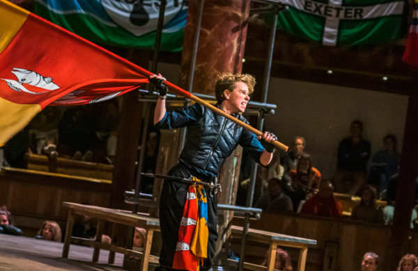 Review: Henry IV parts 1 & 2 and Henry V, at Shakespeare's Globe