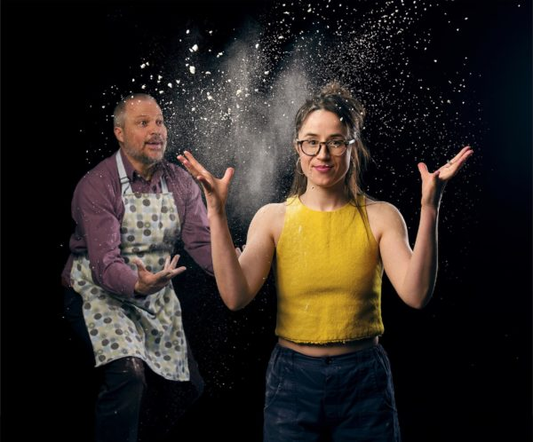 Edinburgh fringe review: Hold On Let Go by Unfolding Theatre