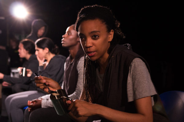 Review: The Scar Test at the Soho Theatre