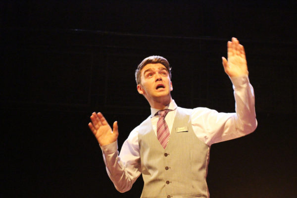 Review: Eamonn [From Menswear] at Smock Alley Theatre