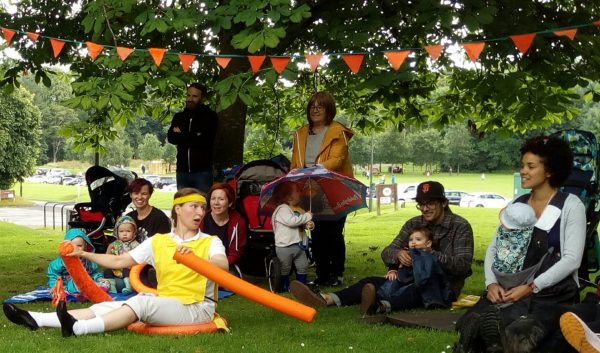 Edinburgh Fringe Review: Calvinball at the Royal Botanic Gardens