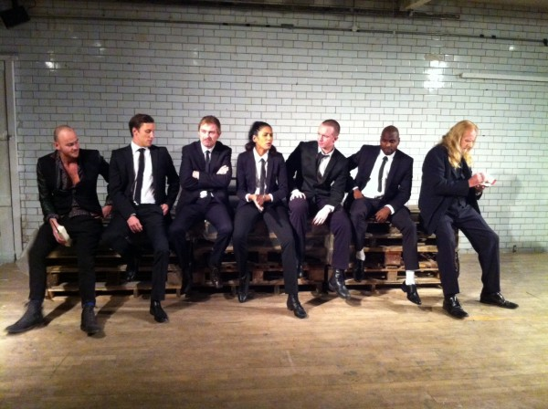 Secret Theatre: Reservoir Dogs