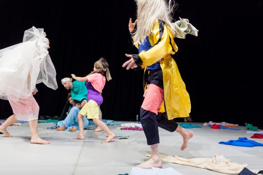 Staging Ages, Trinity Laban. Photo: H2Dance.