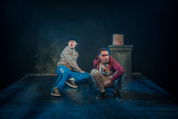 Review: If We Got Some More Cocaine I Could Show You How I Love You at Project Arts Centre, Dublin