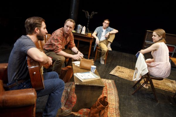 Review: Illyria at The Public Theater